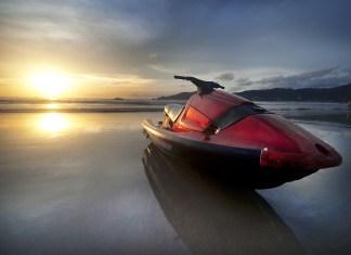 Jet Ski, Patong Beach