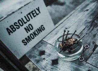 Absolutely No Smoking