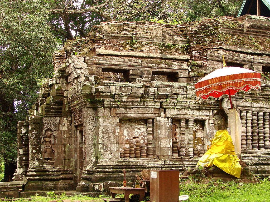 Wat Phu Champasak, Champasak Province, Southern Laos