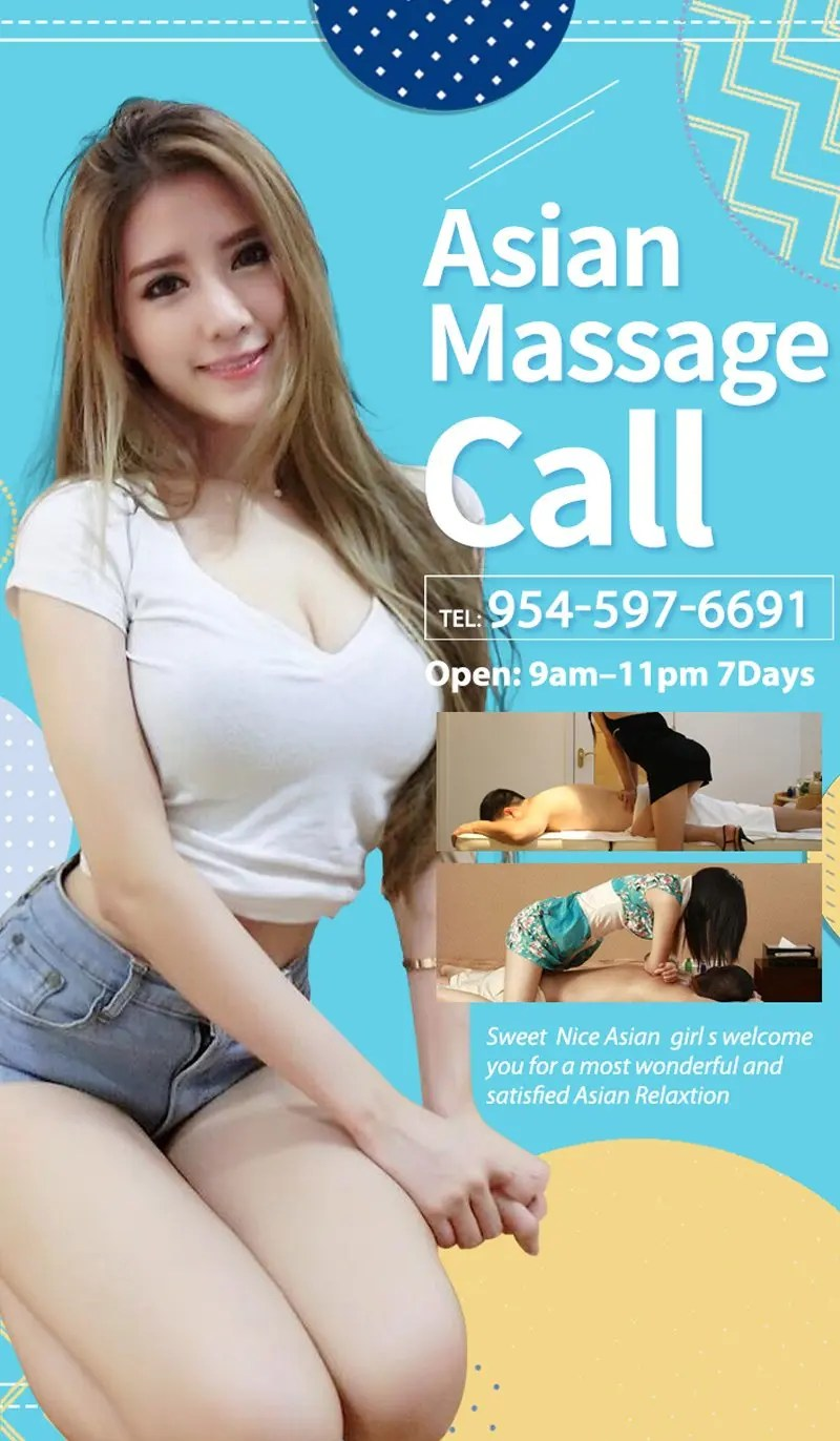 Asian Massage Pompano Beach