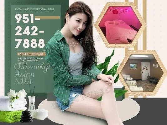 Asian Massage Moreno Valley – Charming SPA