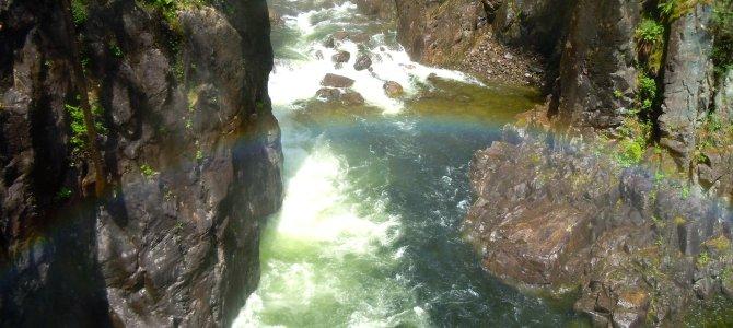 卡皮蘭諾河谷公園和鮭魚孵化場 Capilano River