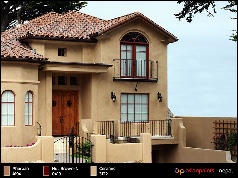 Asian Paints Nepal Exteriors