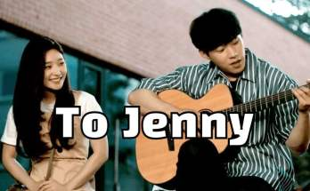 To Jenny Poster