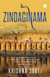 Zindaginama, Krishna Sobti, Neer Kanwal Mani (trans) (Harper Collins India, May 2016)
