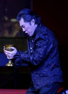 Carlo Kang as Scarpia