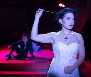 Karen Chia-ling Ho as Tosca