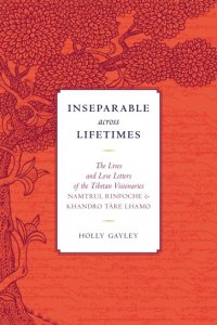 Inseparable across Lifetimes: The Lives and Love Letters of the Tibetan Visionaries Namtrul Rinpoche and Khandro Tāre Lhamo Holly Gayley (trans) (Shambhala, February 2019)