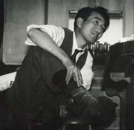 Osamu Dazai in 1946