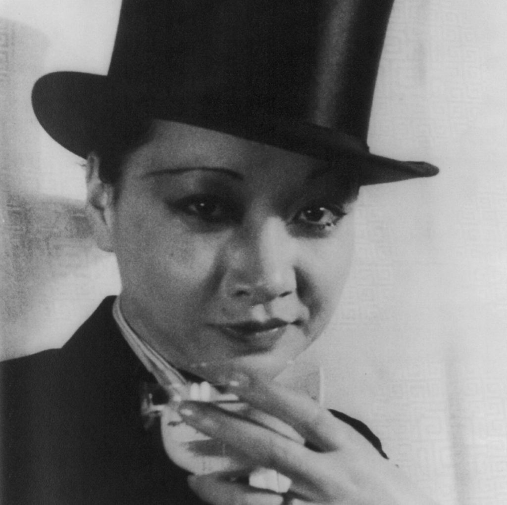 Anna May Wong ( Library of Congress)