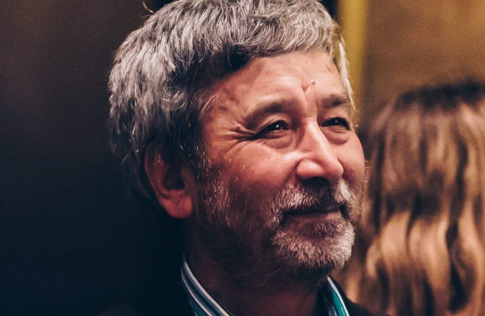 Hamid Ismailov (Wikimedia Commons)