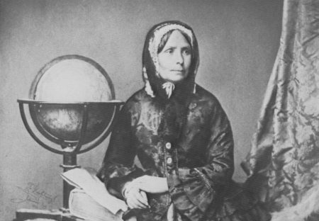 Ida Pfeiffer in 1856 (Wikimedia Commons)