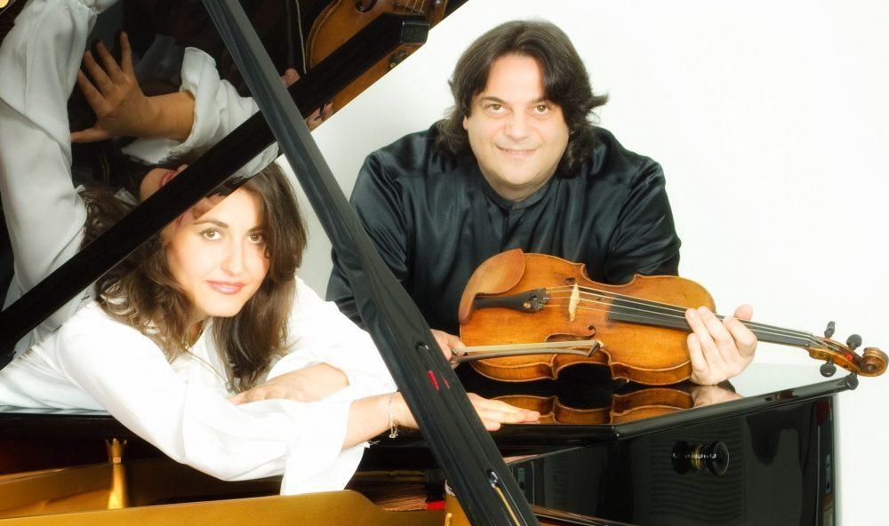 Angela Meluso and Mauro Tortorelli