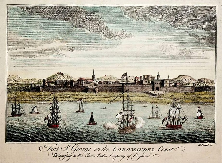 Fort St George