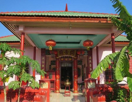 Chinese Temple, Dili (WikiMedia Commons)