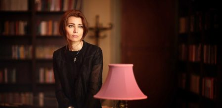 Elif Shafak (photo: Zeynel Abidin Wikimedia Commons)