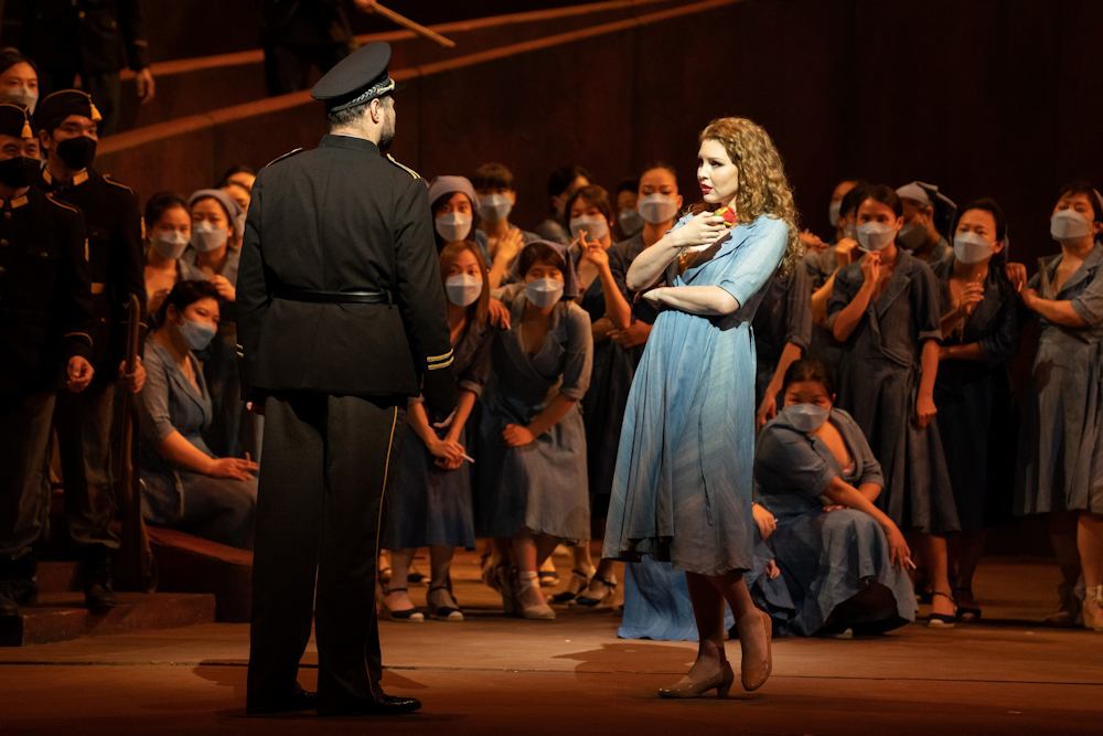 Carolyn Sproule as Carmen