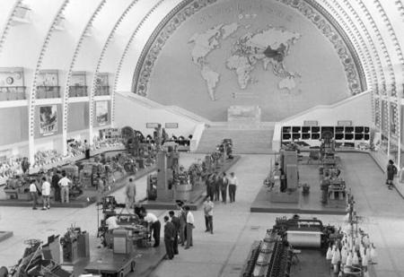 The 1957 Canton Fair (Wikipedia Commons)