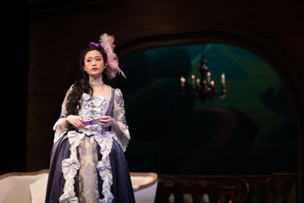 Samantha Chong as Giacinta