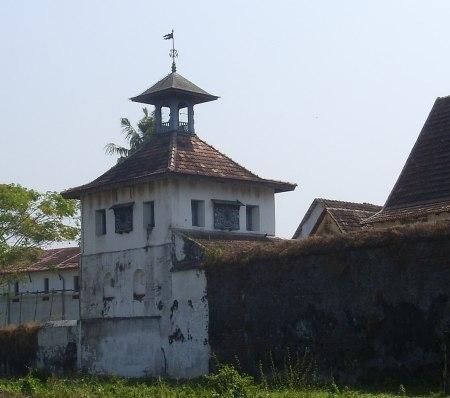 Paradesi Synagogue in Kochi (via Wikimedia Commons)