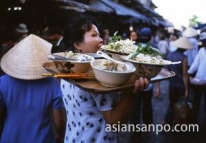 ベトナム カントー・市場