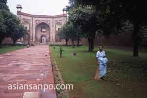 インド デリー・フマユーン廟