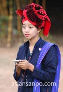 ミャンマー カレン正月