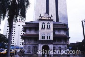 タイ バンコク・中華建物