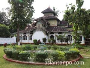 ミャンマー バゴー マハカラヤニシマ