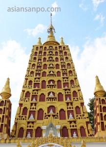ミャンマー タウングーーバゴー 寺院