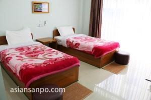 ミャンマー ロイコーKanTharYar Hotel