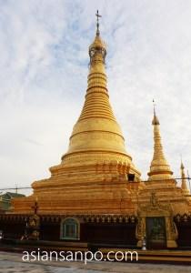 ミャンマー ベイ 寺院
