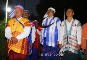 ミャンマー モーラミャイン カレン族正月