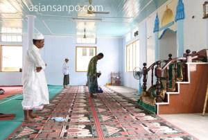 ミャンマー コータウン モスク