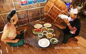 ミャンマー パアン カレン族