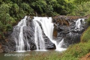ミャンマー コータウン Maliwun滝