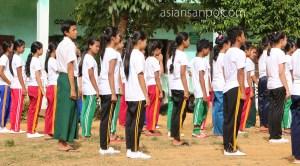 ミャンマー コータウン 学校