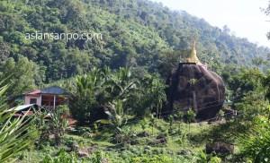 ミャンマー イエ-ダウェイ 僧院