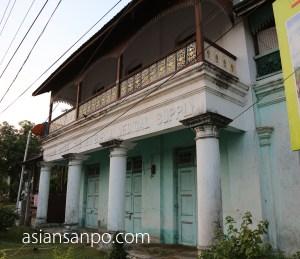 ミャンマー ダウェイ 建物