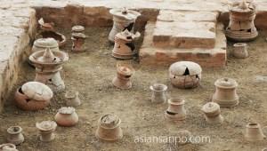 ミャンマー 世界遺産 ベイタノー遺産