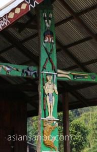 ミャンマー カムティ ナガ族