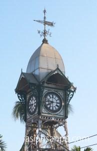 ミャンマー シットウェ 時計塔