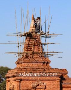 ミャンマー バガン