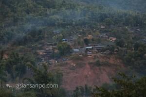 ミャンマー ラヘー ナガ族