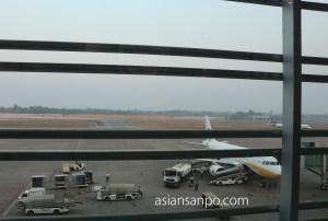 ミャンマー ヤンゴン空港