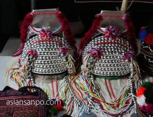 タイ チェンライ ナイトバザール アカ族