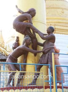 ミャンマー シュエボー チャンタヤパヤー