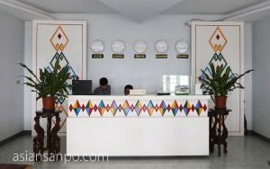 ミャンマー ミッチーナ Nanthida Riverside Hotel