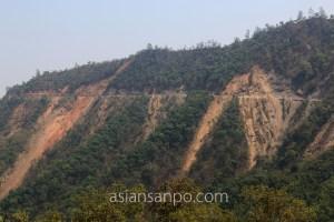 ミャンマー ハカーガンゴー チン州