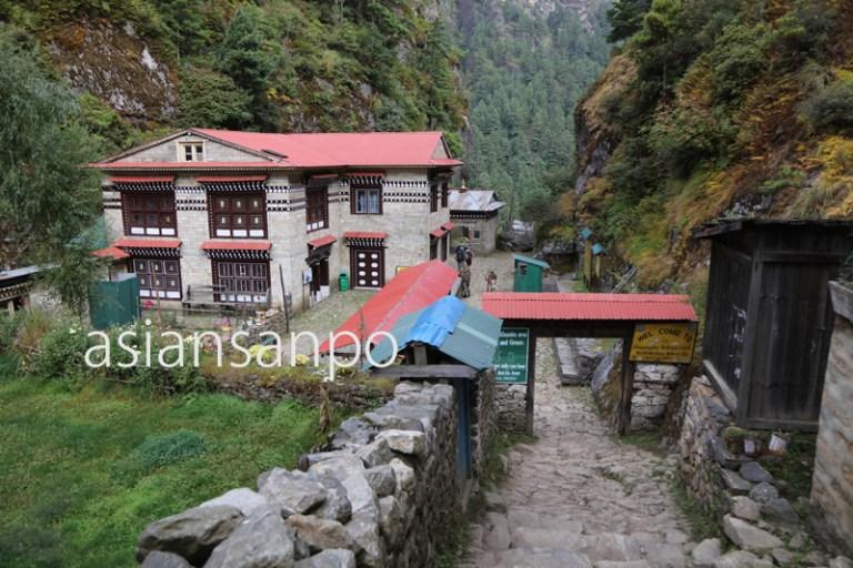 ネパール モンジュ